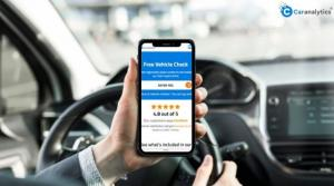 Your one-stop solution for a free car check is Car Analytics